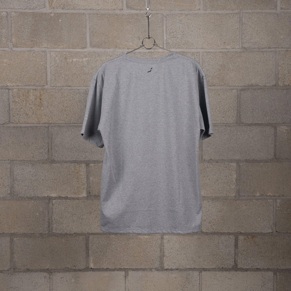 orSlow Japan Pocket T-Shirt - Grey SUPPLIES AND CO