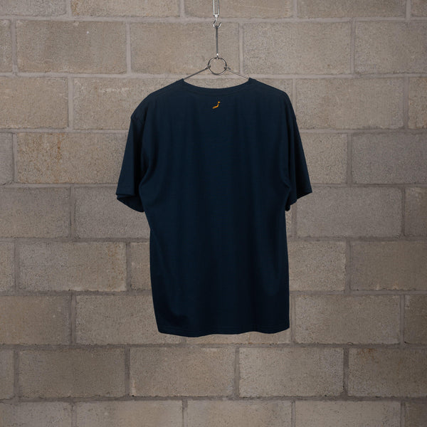 orSlow Japan Pocket T-Shirt - Navy SUPPLIES AND CO