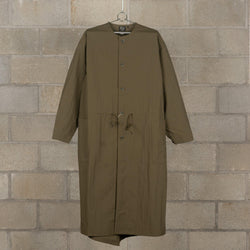 orSlow No Collar Coat - Army SUPPLIES AND CO