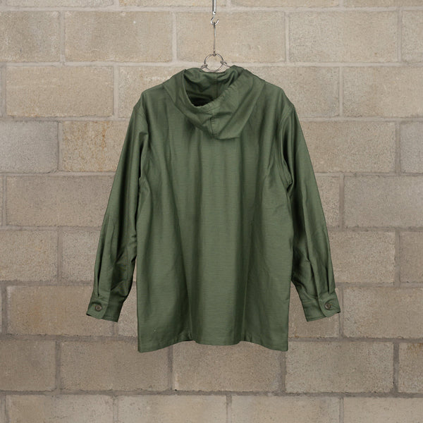 orSlow US Army Hooded Shirt Jacket SUPPLIES AND CO
