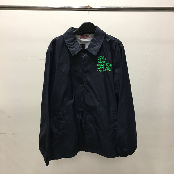 Chaos Coach Jacket-Peel & Lift-SUPPLIES & COMPANY
