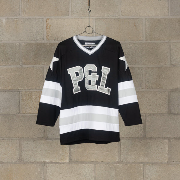 PEEL & LIFT Hockey Shirt - Black SUPPLIES AND CO