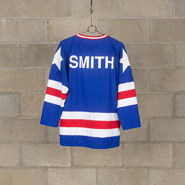 PEEL & LIFT Hockey Shirt - Blue SUPPLIES AND CO