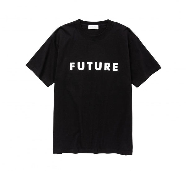 POET MEETS DUBWISE FUTURE T-Shirt - Black SUPPLIES AND CO