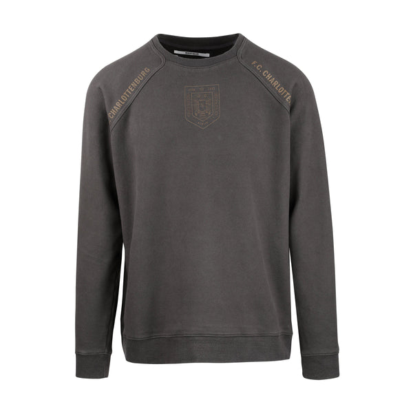 Robert Geller F.C Charlottenburg Sweatshirt SUPPLIES AND CO