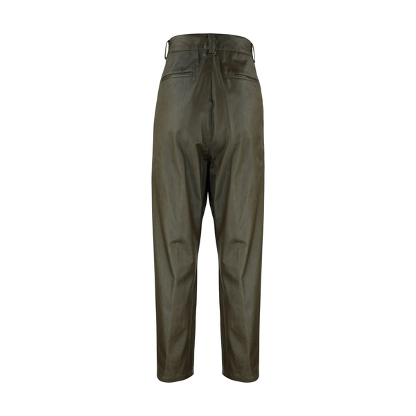 Robert Geller Oiled Trousers SUPPLIES AND CO