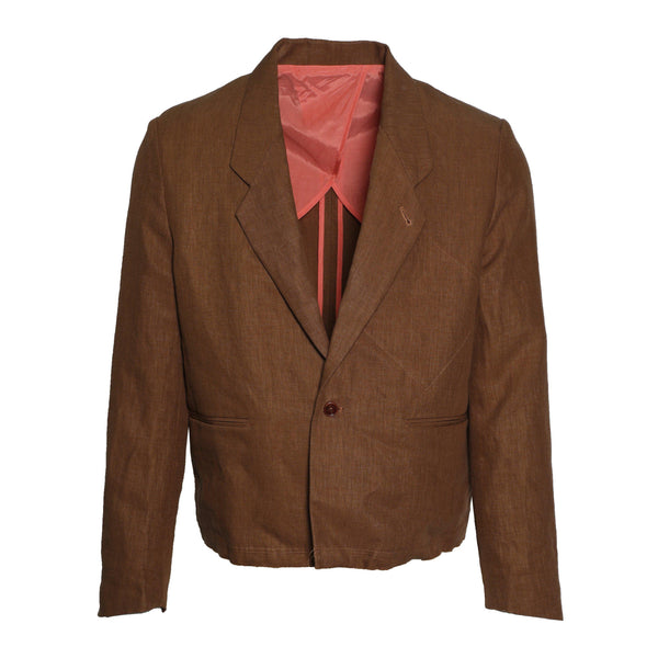 Sasquatchfabrix. Short Length Lapel Jacket SUPPLIES AND CO