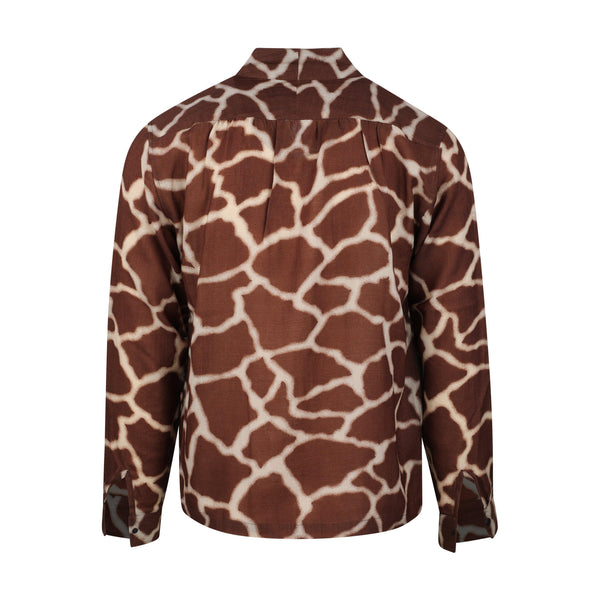 Sasquatchfabrix. Wa-Neck Long Sleeve Shirt SUPPLIES AND CO