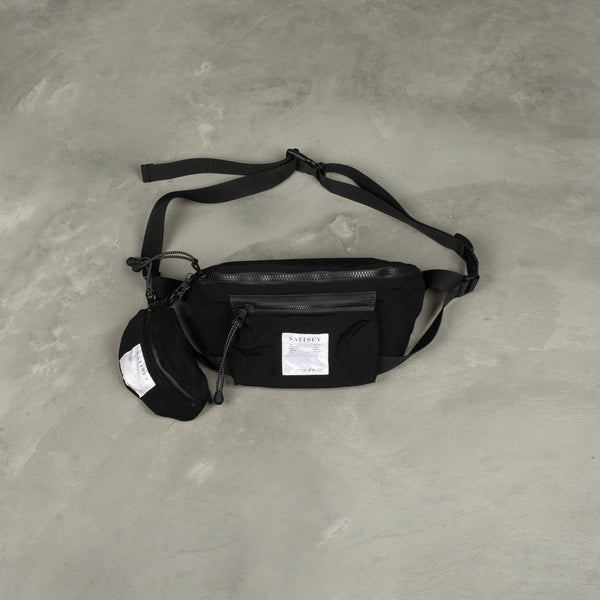 Belt Bag - Black-SATISFY-SUPPLIES & COMPANY