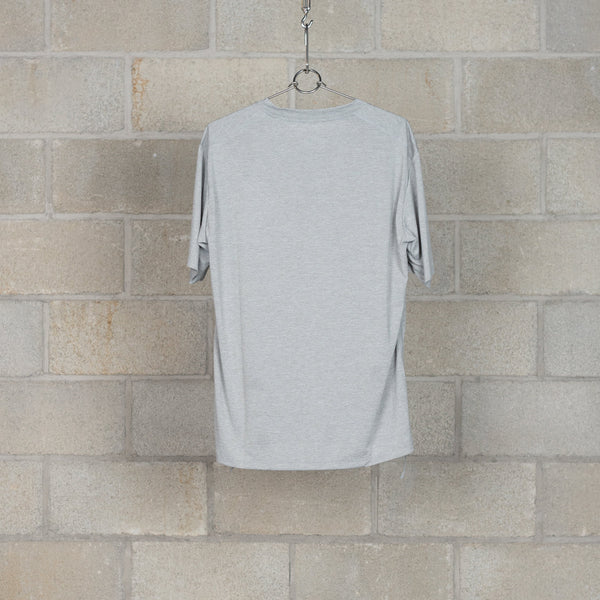 Light T-Shirt - Heather Grey-SATISFY-SUPPLIES & COMPANY
