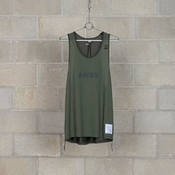 Race Singlet - Army-SATISFY-SUPPLIES & COMPANY