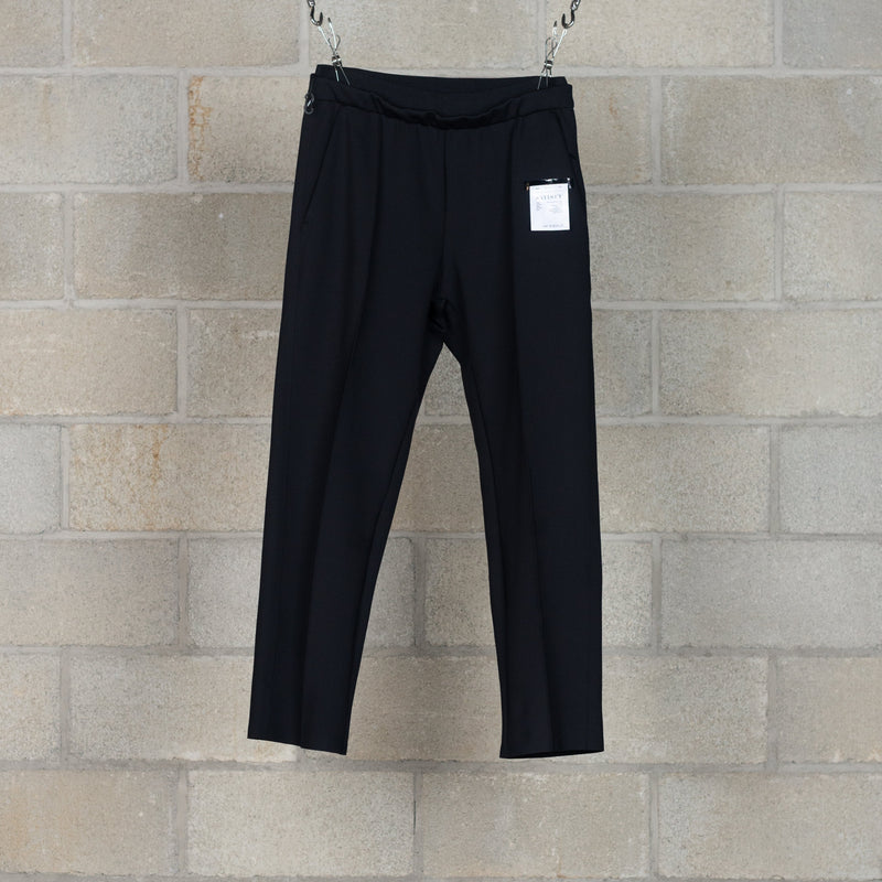 Spacer Post-Run Pants - Black-SATISFY-SUPPLIES & COMPANY