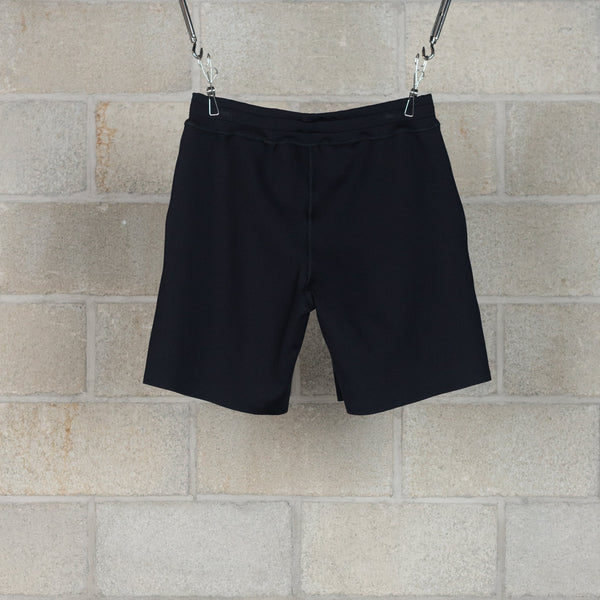 Spacer Shorts - Black-SATISFY-SUPPLIES & COMPANY