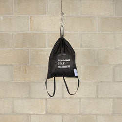 The Gym Bag - Black-SATISFY-SUPPLIES & COMPANY