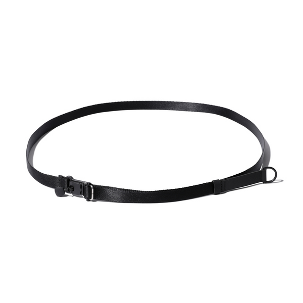 Quick Adjust Narrow Belt - Black