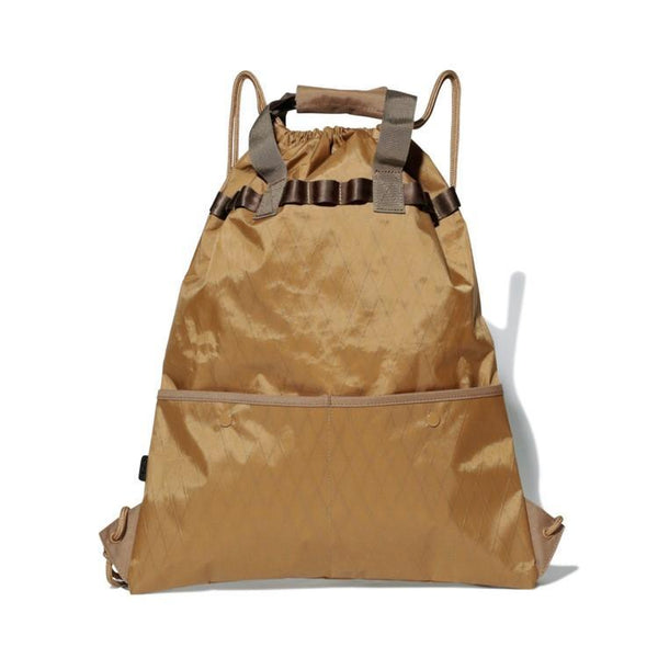 X-Pac Nylon Daypack - Brown