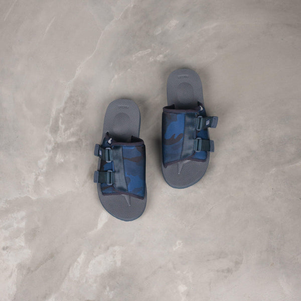 SOPHNET. X Suicoke Suicoke Camouflage Sandals SUPPLIES AND CO