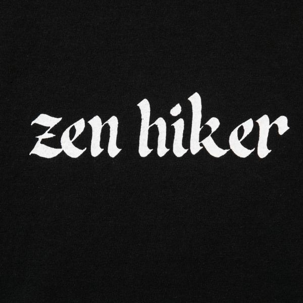 zen hiker (EP) T-Shirt - Black-Tacoma Fuji Records-SUPPLIES & COMPANY