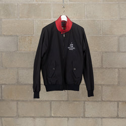 sbaj.0001 Baracuta G9 Harrington Jacket - Black-TAKAHIROMIYASHITA The Soloist.-SUPPLIES & COMPANY
