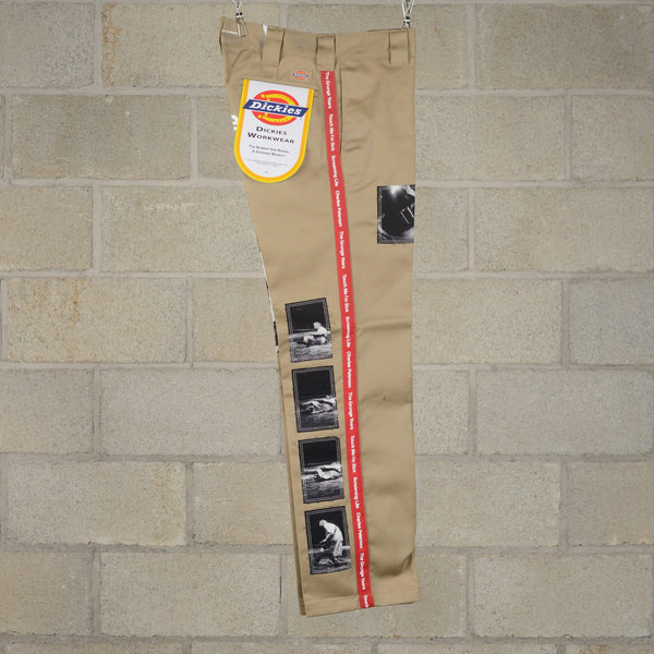 TAKAHIROMIYASHITA The Soloist. sdp. 0001 Grunge Years Dickies Pants - Beige SUPPLIES AND CO