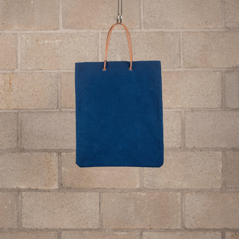 TEMBEA Paper Bag - Mid Indigo SUPPLIES AND CO