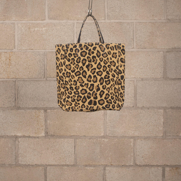 TEMBEA Paper Bag Print - New Leopard / Black SUPPLIES AND CO