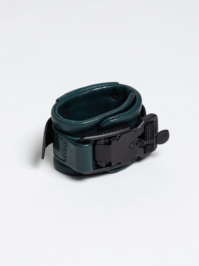 Lamb Leather Wristband - Beau Green-The Viridi-anne-SUPPLIES & COMPANY