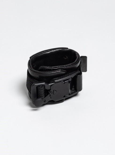 Lamb Leather Wristband - Black-The Viridi-anne-SUPPLIES & COMPANY