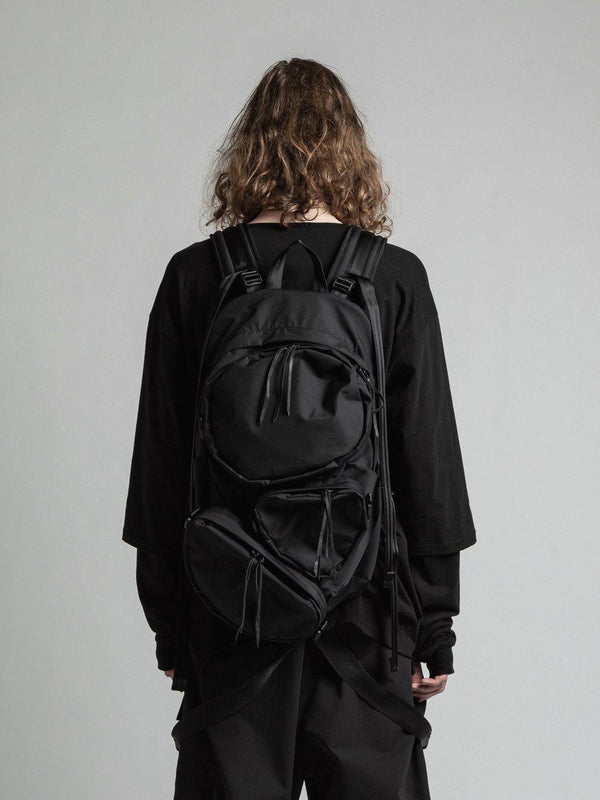Mall System Backpack - Black