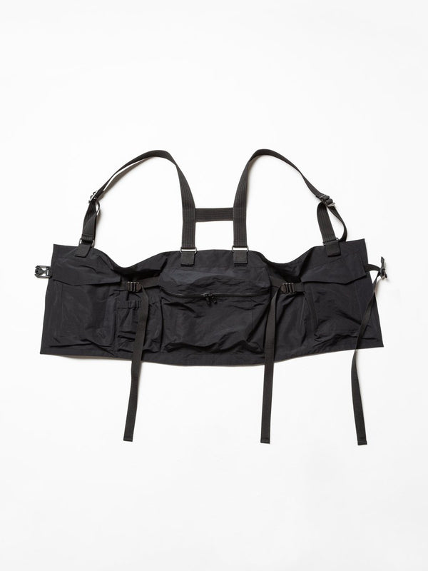Tactical Body Bag - Black-The Viridi-anne-SUPPLIES & COMPANY