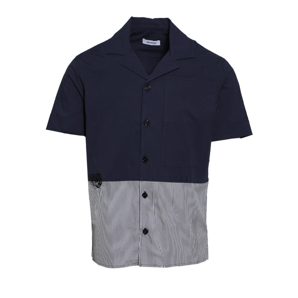 Tim Coppens Dual Toned Bowling Shirt SUPPLIES AND CO