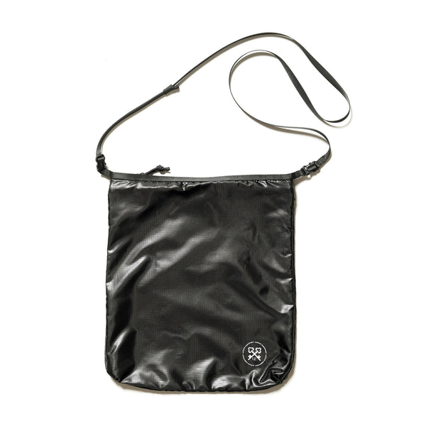 2-Way Shoulder Bag - Black