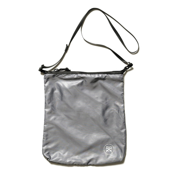 2-Way Shoulder Bag - Grey