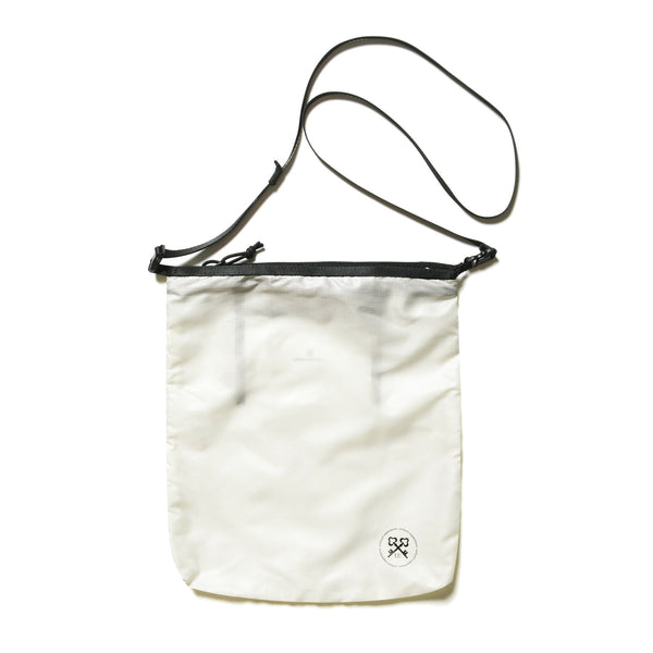 2-Way Shoulder Bag - White