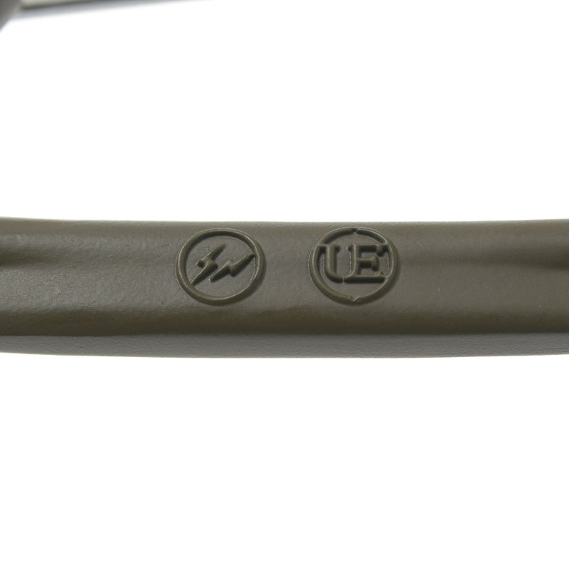 Aluminium Carabiner - Khaki-uniform experiment-SUPPLIES & COMPANY