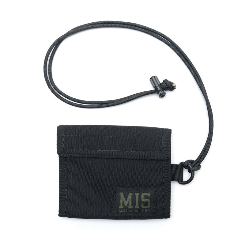 MIS Wallet - Black-uniform experiment-SUPPLIES & COMPANY