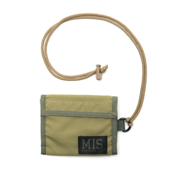 MIS Wallet - Khaki-uniform experiment-SUPPLIES & COMPANY