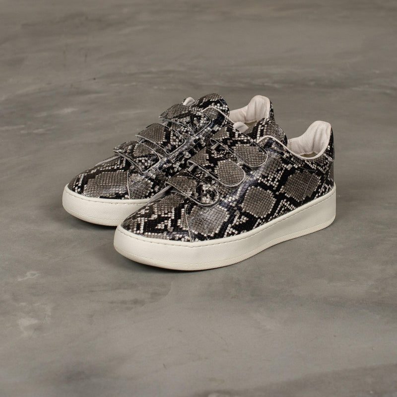 SUV Sole Velcro Sneakers - Gray-uniform experiment-SUPPLIES & COMPANY