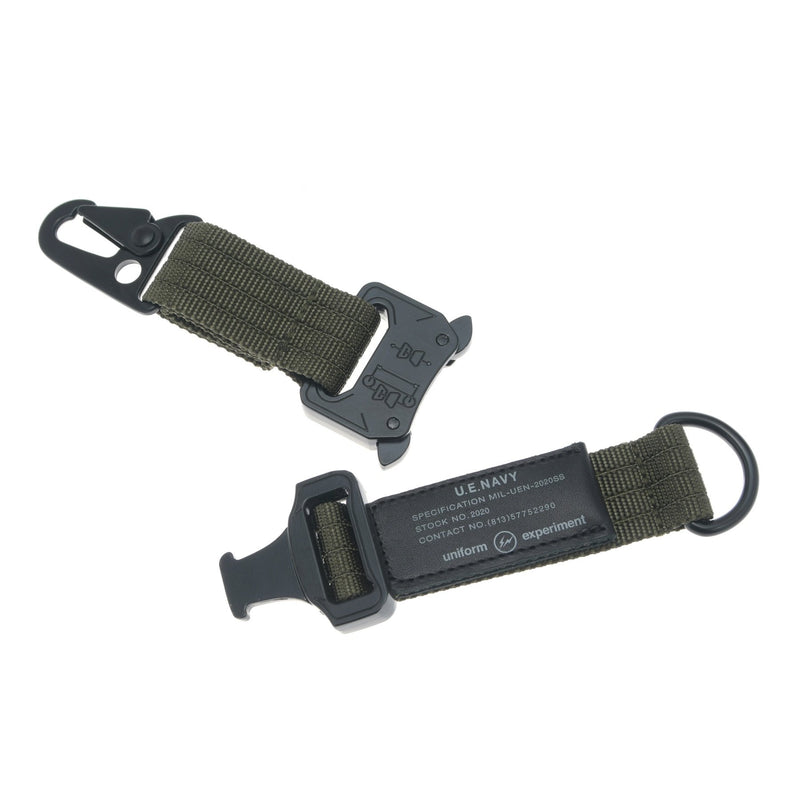 UEN Duty Key Holder - Khaki-uniform experiment-SUPPLIES & COMPANY