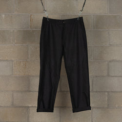Easy Wide Slacks - Charcoal-Universal Products-SUPPLIES & COMPANY