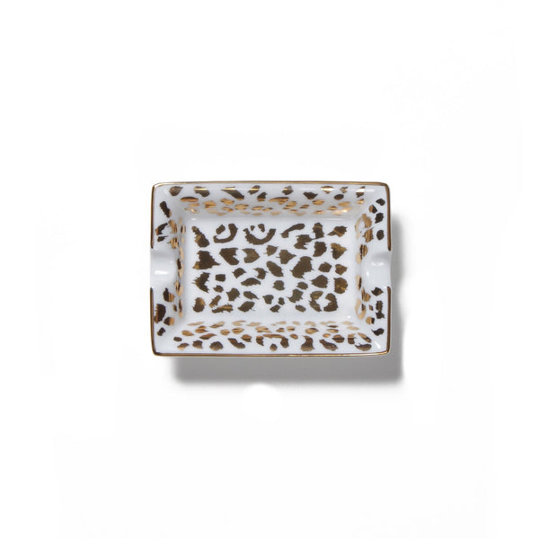 Leopard Ashtray (Type-1)-Wacko Maria-SUPPLIES & COMPANY