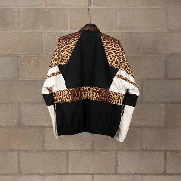 Wacko Maria Leopard Track Jacket (Type-1) SUPPLIES AND CO