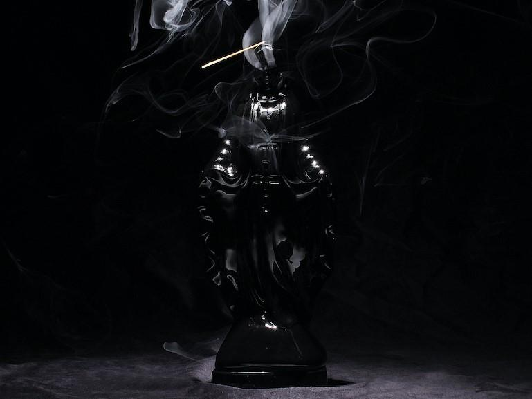 Maria Incense Burner - Black-Wacko Maria-SUPPLIES & COMPANY