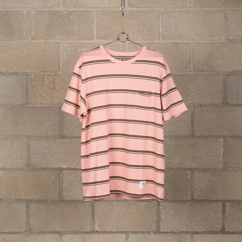 Wacko Maria Striped Crew Neck T-Shirt (Type-2) SUPPLIES AND CO