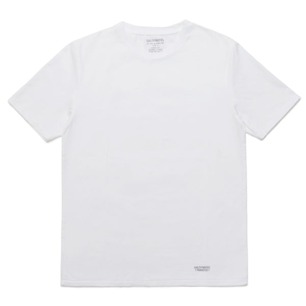Superior 2-Pack Crew Neck T-Shirt - White-Wacko Maria-SUPPLIES & COMPANY