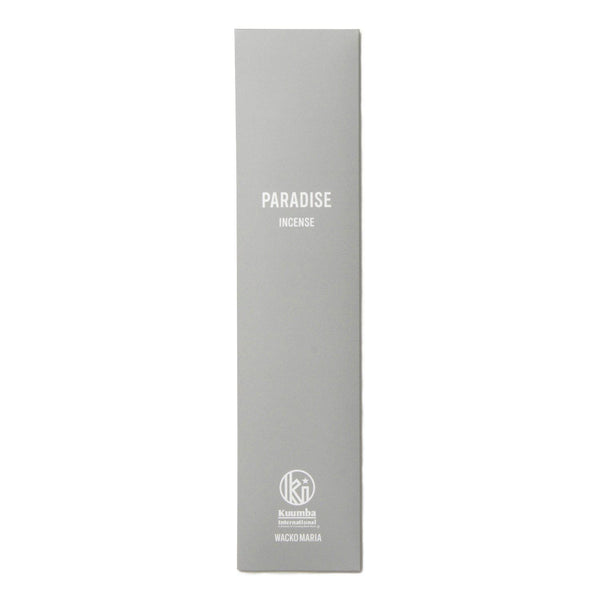 "Kuumba Incense Sticks ""PARADISE"" - Grey-Wacko Maria x Kuumba-SUPPLIES & COMPANY"