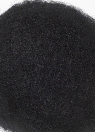 Felting Wool - 0059 - black - Álafoss - Since 1896