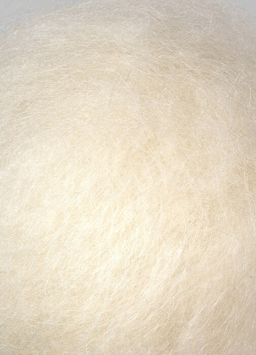 Felting Wool - 0051 - white - Álafoss - Since 1896