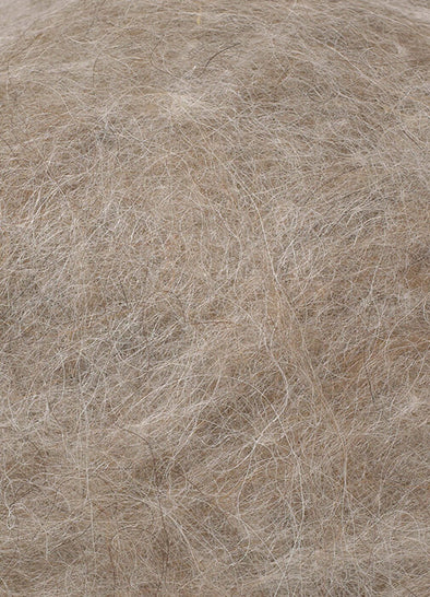 Felting Wool - 0085 - oatmeal heather - Álafoss - Since 1896