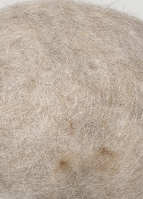 Felting Wool - 0086 - beige heather - Álafoss - Since 1896